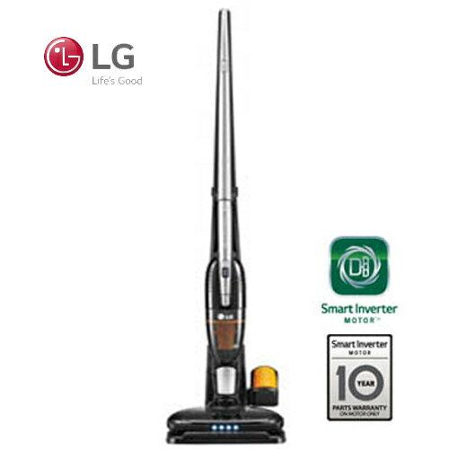 LG 樂金 VS8400SCW 直立式無線吸塵器 質感銀 CORDZERO (含手持式)