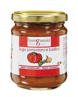 樂天[義大利美食家Italian Gourmet] 原裝進口羅勒大蒜番茄醬羅勒,番茄,開罐聞的到新鮮的味道,義大利麵,番茄醬,地中海料理, 橄欖油,除了新鮮就是新鮮