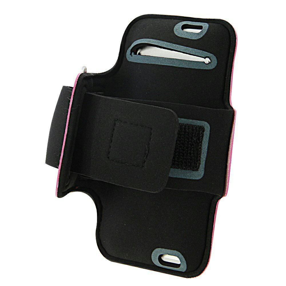BRAZALETE DEPORTIVO DE NEOPRENO AZUL PARA SMARTPHONES – TALLA XL 3