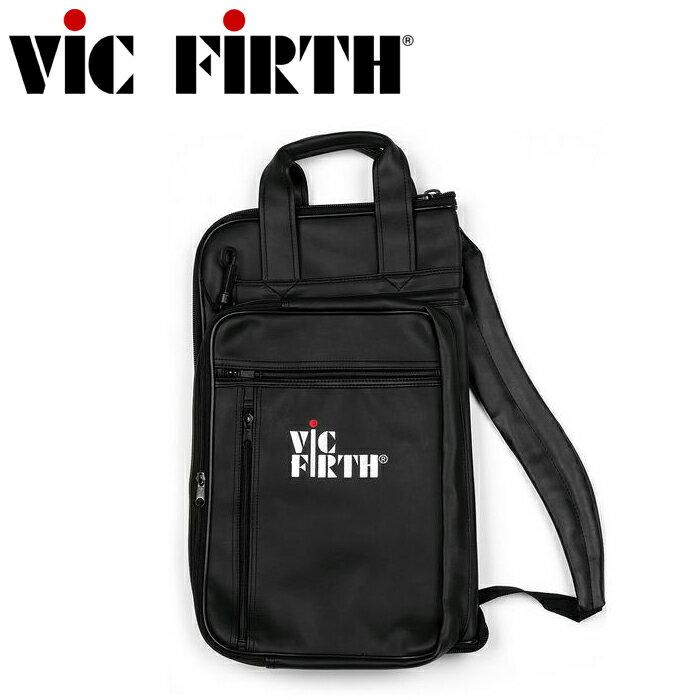 ~非凡樂器~VIC FIRTH SBAG2 防水皮革鼓棒袋 可雙肩背可手提~Drumsti