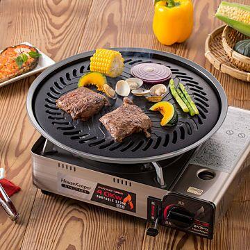 妙管家 和風燒烤盤(大)/烤肉盤HKGP-33 - 限時優惠好康折扣
