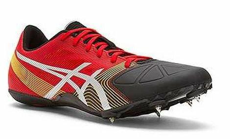 [陽光樂活=]出清 ASICS 亞瑟士 田徑釘鞋 HYPERSPRINT 6 輕量 短距衝刺 G500Y-2893( 25CM)