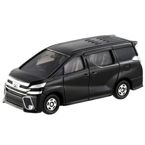 【奇買親子購物網】(84)【TOMICA多美小汽車】黑色Toyota Vellfire 084_824893