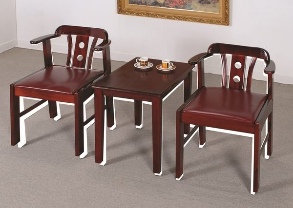 ~石川家居~OU~576~4 胡桃和豐實木房間椅組 ^(不含 ^) 需 車趟 ~  好康折