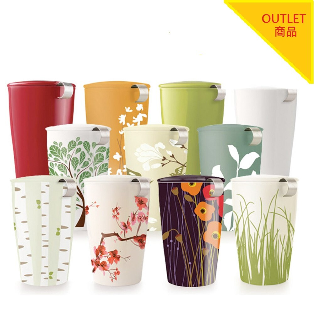=OUTLET商品= Tea Forte 卡緹茗茶杯 0