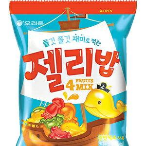 韓國Orion好麗友 海洋生物造型 QQ水果軟糖 [KR196] - 限時優惠好康折扣