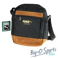 PUMA運動品牌推薦PUMA運動鞋/慢跑鞋/外套推薦到PUMA 彪馬  PUMA SUEDE小側背包(N)  07385701 Big-O Sports