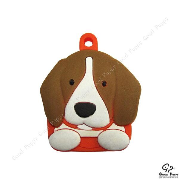 加拿大進口狗狗寵物鑰匙套-米格魯92851 Beagle 吊飾/鑰匙套/小禮物/贈品