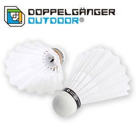 【預購】日本 DOPPELGANGER LED羽球兩入組 LS2-169 露營│戶外