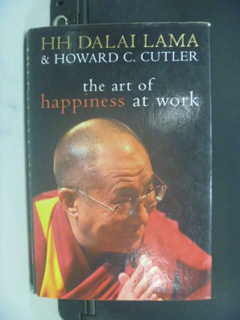 ~書寶 書T8/宗教_KPG~The Art of Happiness at Work_D