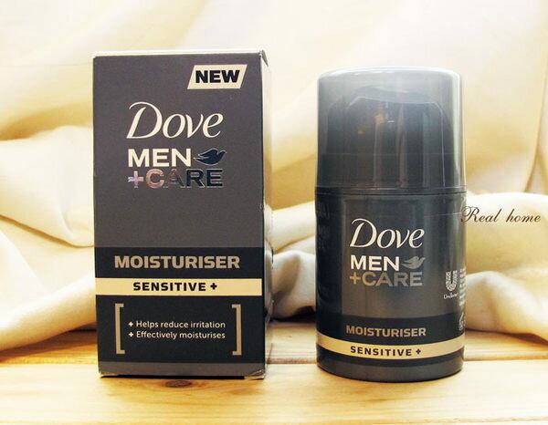 *Realhome* 美國 進口 DOVE多芬 男士 日間保濕乳液~敏感型專用