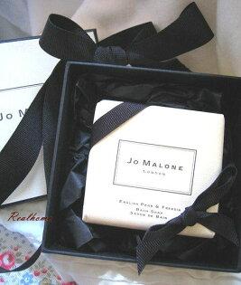 *Realhome*英國夢幻香水名牌 Jo Malone 英國梨小蒼蘭香皂 100g 最新推出