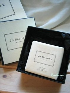 *Realhome*英國夢幻香水名牌 Jo Malone 紅玫瑰 香皂 100g