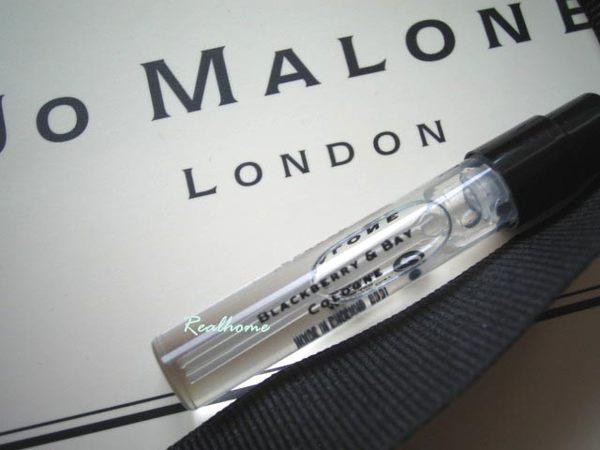 *Realhome*英國香水名牌 Jo Malone 試管小香 1.5 ml Blackberry & Bay