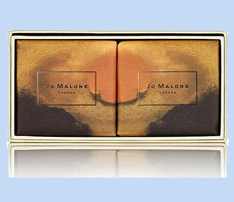 *Realhome* 英國名牌 Jo Malone 蜂蜜合歡花限量香皂組 ~2015發售新品