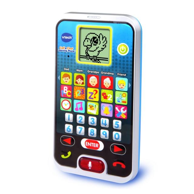 【週年慶特價66折起】美國【Vtech】聰明學習小手機 0