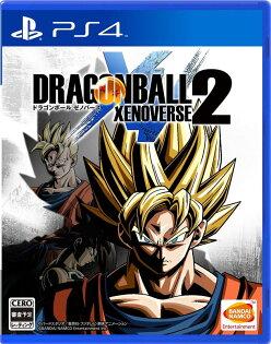 預購中 12月1日發售 亞洲中文版  [輔導級] PS4 七龍珠 Xenoverse 2 異戰 2