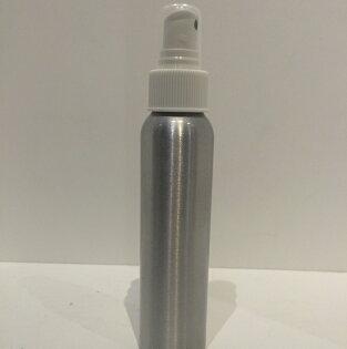 【都易特】鋁製噴瓶 100 ml 銀色 台製 空瓶 化妝水