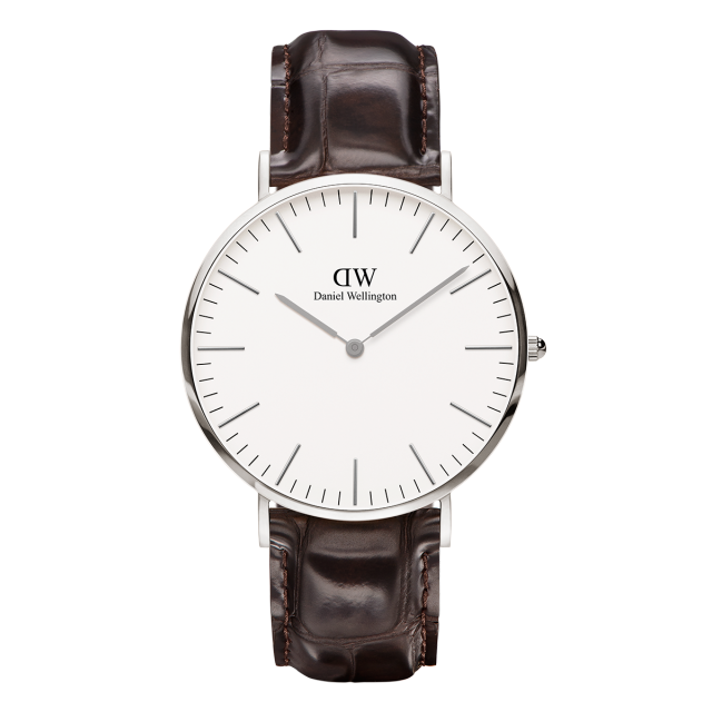 【Daniel Wellington】DW手錶CLASSIC YORK 40MM(免費贈送另一組表帶) 1