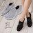 ★399免運★格子舖*【KS651】韓版百搭時尚 2WAY兩穿鞋帶可拆 編織彈性布輕量 運動慢跑鞋 帆布鞋 2色 0