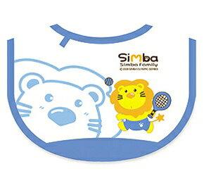 『121婦嬰用品館』辛巴 小圍兜網球(粉/藍/橘) 1
