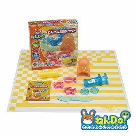 日本【PINOCCHIO】黏Do!創意黏土-模具組 0