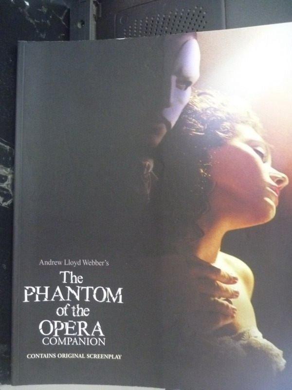 ~書寶 書T2/影視_QJO~Phantom of the Opera:Film Comp