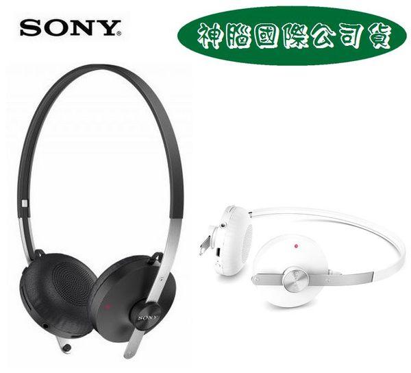 【免運費】SONY SBH60 HD Voice 立體聲藍牙耳罩式耳機,NFC 音樂通話功能【神腦國際全省保固】