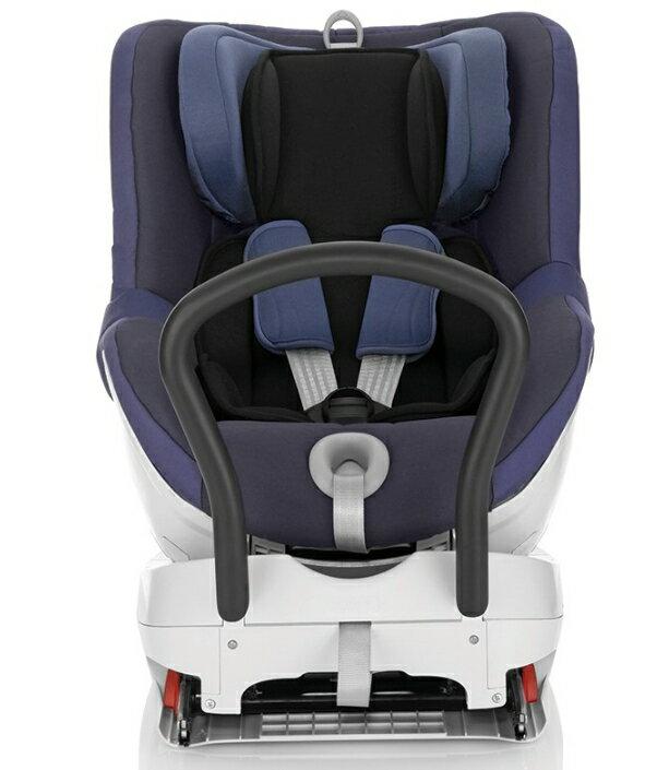 Britax - Romer DUALFIX 旗艦型360度雙向ISOFIX 0-4歲汽車安全座椅(汽座) -皇家藍 1