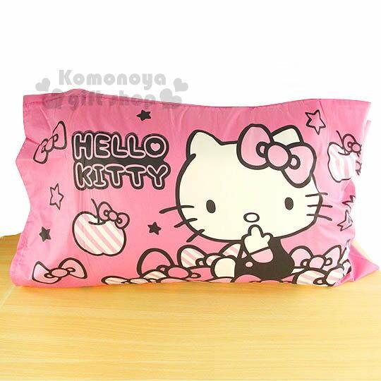 下殺↘299〔小禮堂〕Hello Kitty 枕頭套~2入.粉~貼心小物系列