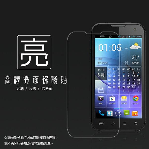 亮面螢幕保護貼 INHON 應宏 PAPILIO G2 保護貼