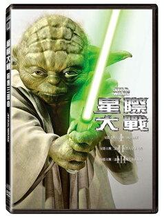 星際大戰前傳三部曲 DVD STAR WARS PREQUEL TRILOGY (音樂影片購)