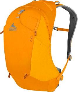[ Gregory ] Z25 專業登山背包/單車包/日用登山包 25升 74534 SY 黃