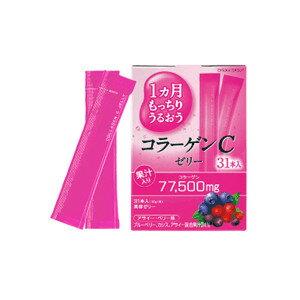 日本 大塚 膠原蛋白C果凍條 綜合莓口味 10g/31入