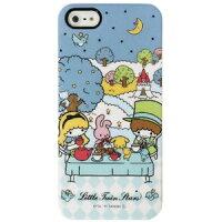 小熊維尼周邊商品推薦iPhone5S GD正品 KiKi LaLa雙子星 野餐派對 手機殼 Enya恩雅