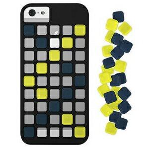 iPhone5S X-doria正品 Cubit遊戲方塊組合-黑色 手機殼 Enya恩雅(郵寄免運)