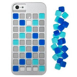 iPhone5S X-doria正品 Cubit遊戲方塊組合-白色 手機殼 Enya恩雅(郵寄免運)
