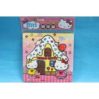 凱蒂貓週邊商品推薦到Hello Kitty凱蒂貓拼圖C678062 世一KT16片入幼兒拼圖(糖果屋) MIT製/一個入{特50}~正版授權~