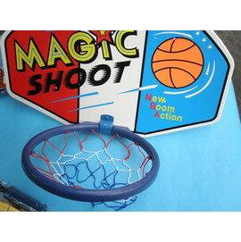 兒童大籃球板 籃球框+球 (大塑膠板) 投籃板 60cm x 40cm/一組入{促350}~創H-138