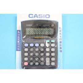 CASIO卡西歐計算機WD-220MS防水防塵桌上型計算機12位數/一箱10台入{促900}