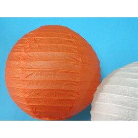 12吋燈籠 空白燈籠 彩繪燈籠 紙燈籠 圓形燈籠 DIY燈籠 直徑30cm/一個入{定60}