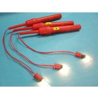 燈籠提把 一般DIY燈籠提把 (一般燈泡) 【一袋 50支入】/紅色提桿 43cm
