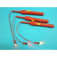 燈籠提把 LED燈籠提把 彩色燈光閃爍燈籠提把 LED省電提把/紅色提桿(三色.五彩光)/一件1000支入{定25}~環保~