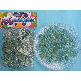 玻璃珠.玻璃彈珠.建材玻璃珠/三花珠16mm(一袋約/ 50顆入)/一袋入{定30}