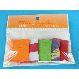 沙包 方型沙包 童玩小沙包 砂包/一小包5個入{定40}