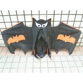 蝙蝠風箏.蝙蝠 風箏^(立體布面.碳纖維架133cm X 85cm^) 一支入^~定180