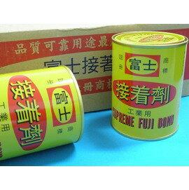強力膠A-300富士接著劑(大鐵罐裝) 300公克/{90}一箱/ 12罐入
