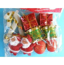 聖誕飾品吊飾/綜合包(1.2.3.4號小包裝/混裝)/一包入{特39}