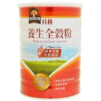桂格養生全穀粉-紅麴 500g