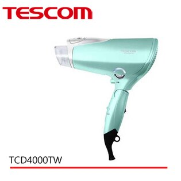 新色上市-TESCOM膠原蛋白負離子吹風機TCD4000TW 健康 公司貨 0利率 免運NA45/NA96可參考